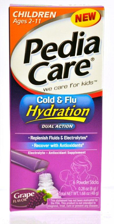 PediaCare Cold and Flu Hydration small PediaCare Cold and Flu Season Basket Giveaway! (March 1st   March 15th)