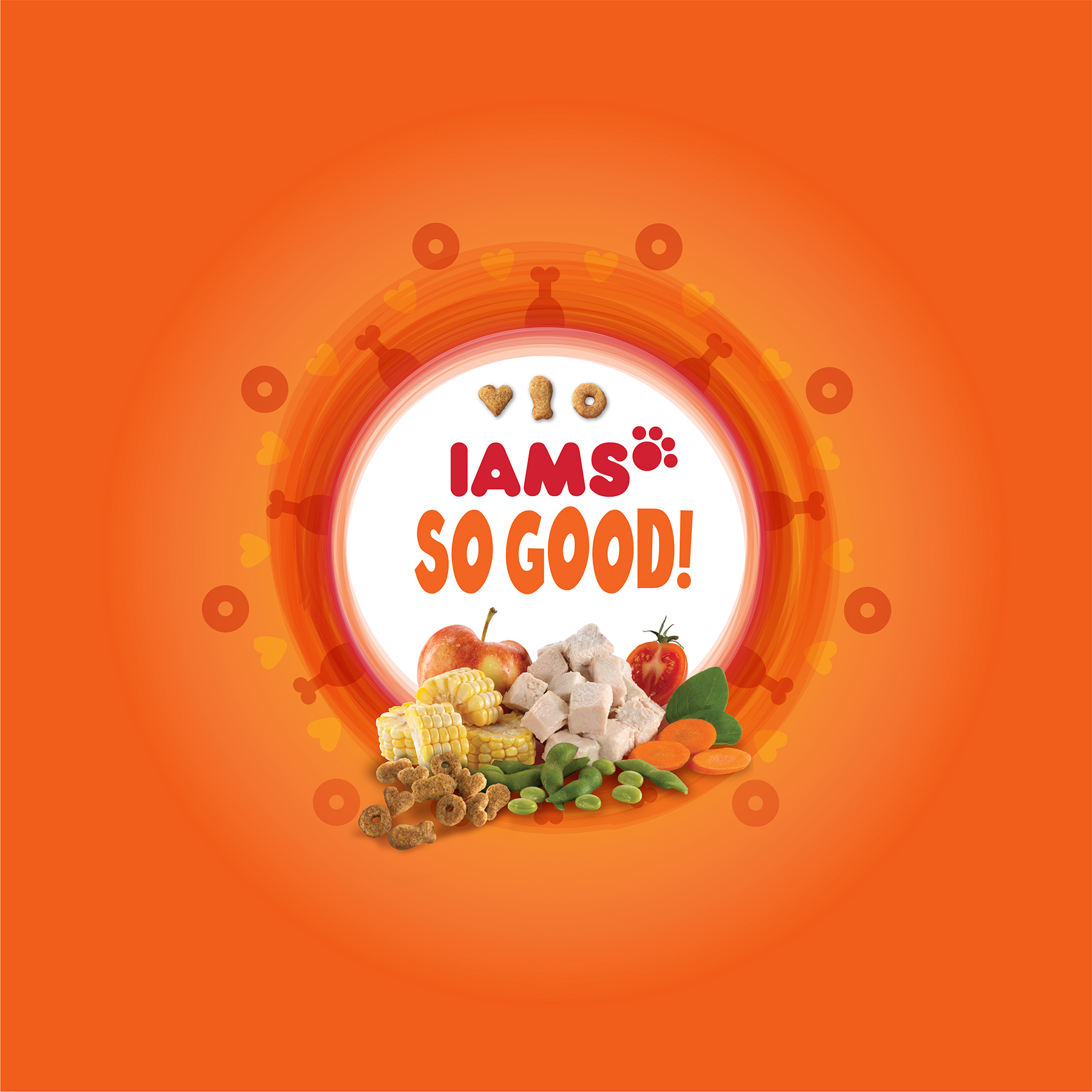 Iams So Good Logo 1