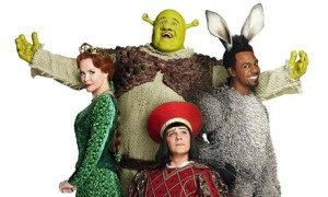 shrek muical cast