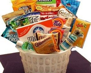 home away gift basket