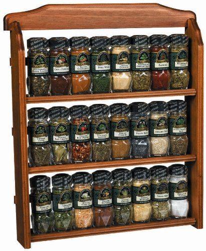 mccormick spice rack