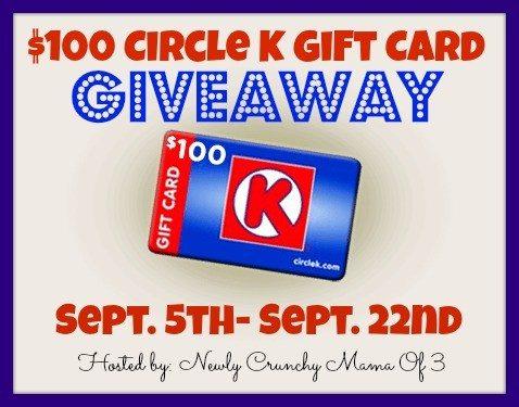 $100 Circle K Gift Card - 2 Ways To Win #Giveaway - Mama's