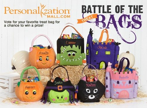 personalization mall battle of the bags