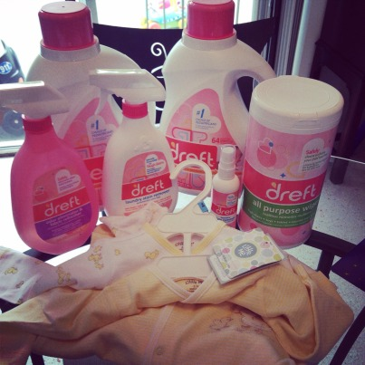 Dreft Bundle #DreftHypo Little Me