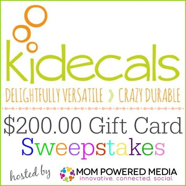 kidecals giveaway