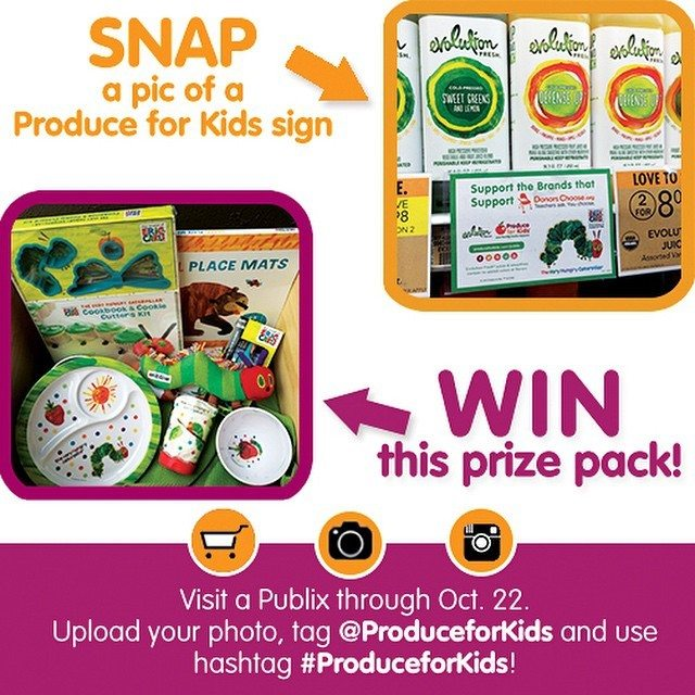 produce for kids win