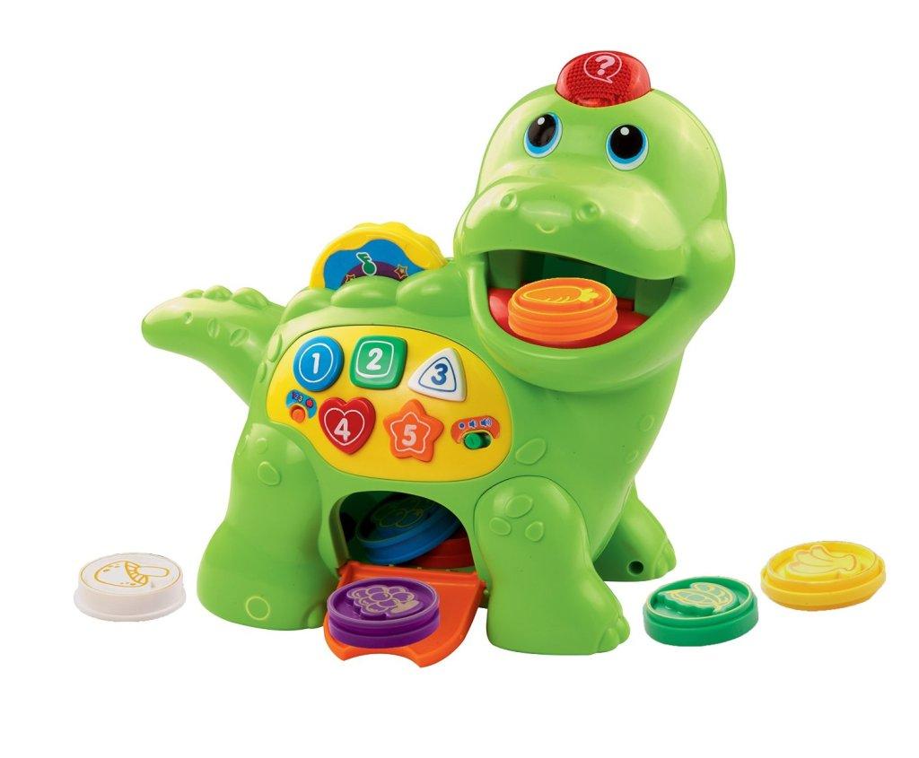 Chomp & Count Dino