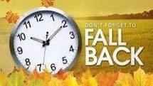 Clock Daylight Savings