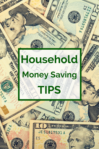 household money saving tips