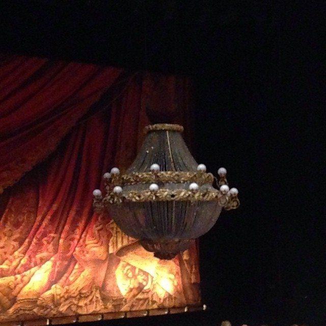 phantom chandelier