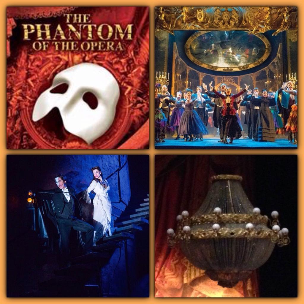 phantom collage