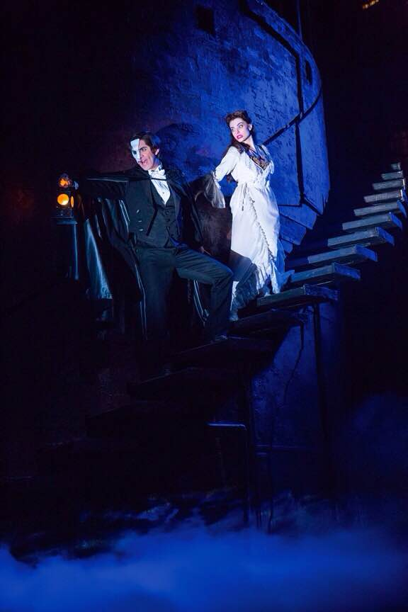 phantom stairs