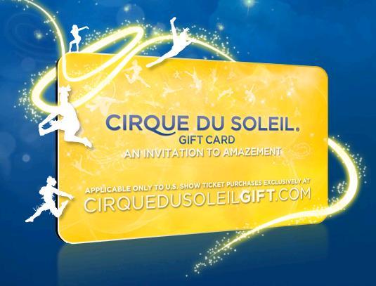 CirqueGiftCard