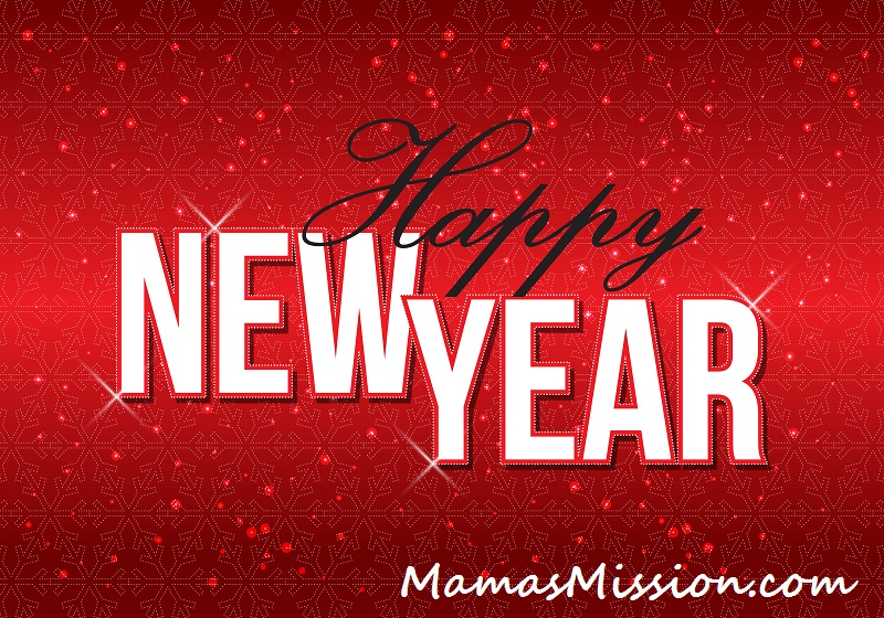 Happy New Year Mama's Mission 2016