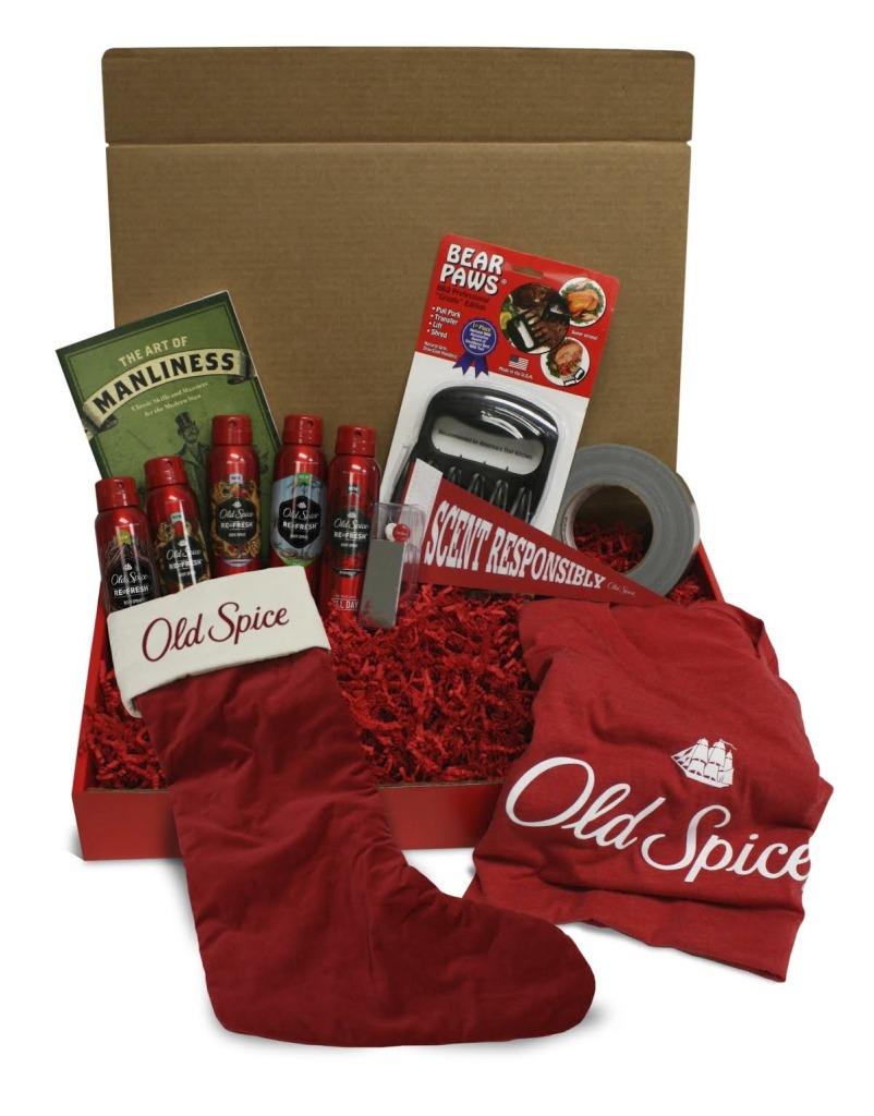 SmellcometoManhood kit old spice