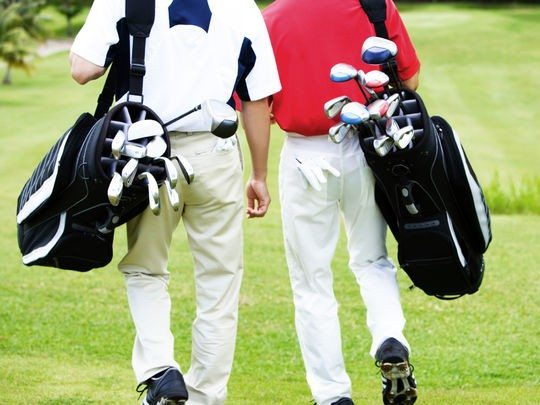 golf lessons experience