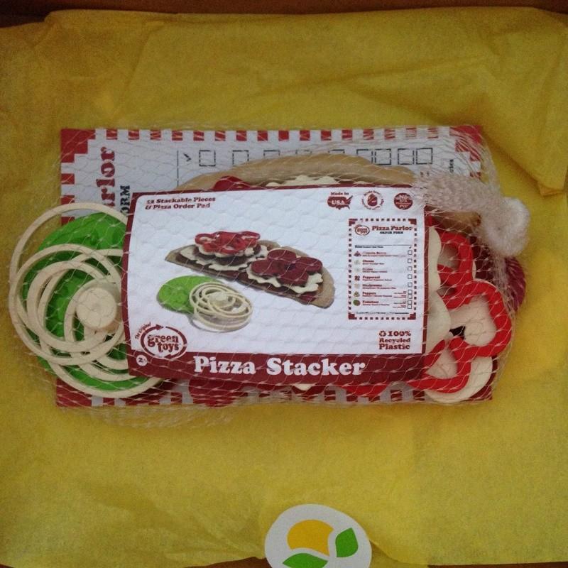 Green Toys Pizza Palor Citrus Lane December 2014