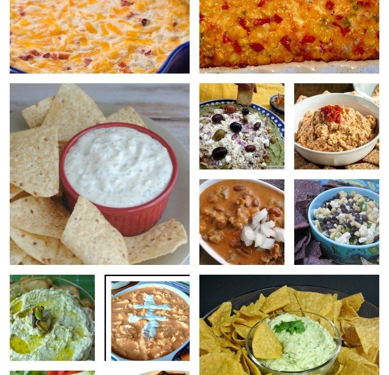 football superbowl party dip