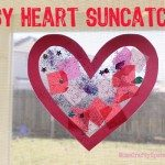 Easy Heart Suncatcher