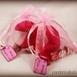 Fortune Cookie Valentines Bag