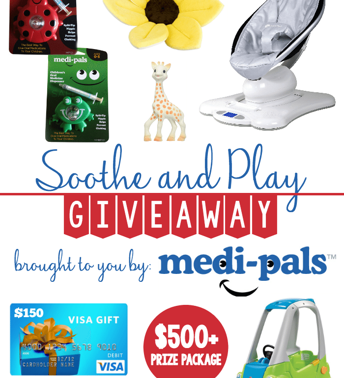 Medi Pals 150 Visa Gift Card And More Giveaway