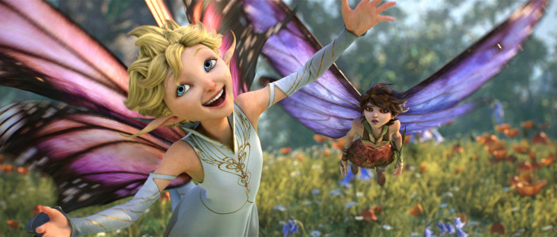 STRANGE MAGIC movie Fairies