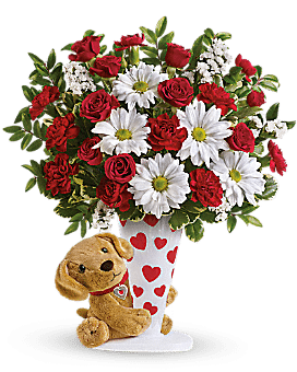 flowers valentine's day