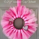 Valentine's Day Door Wreath