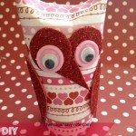 Valentine's Day Fun DIY Sweetheart Owl