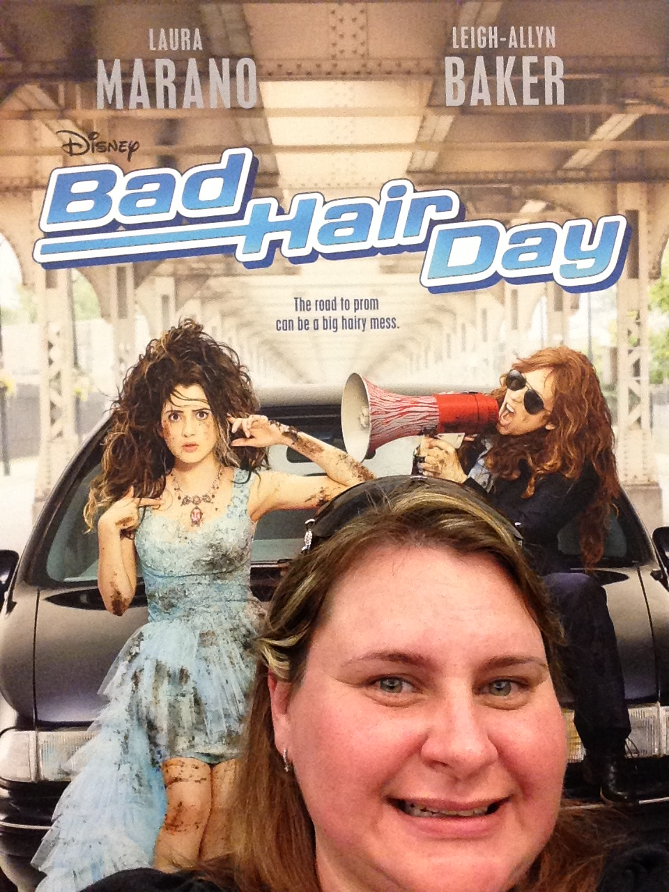 Bad Hair Day Movie Poster