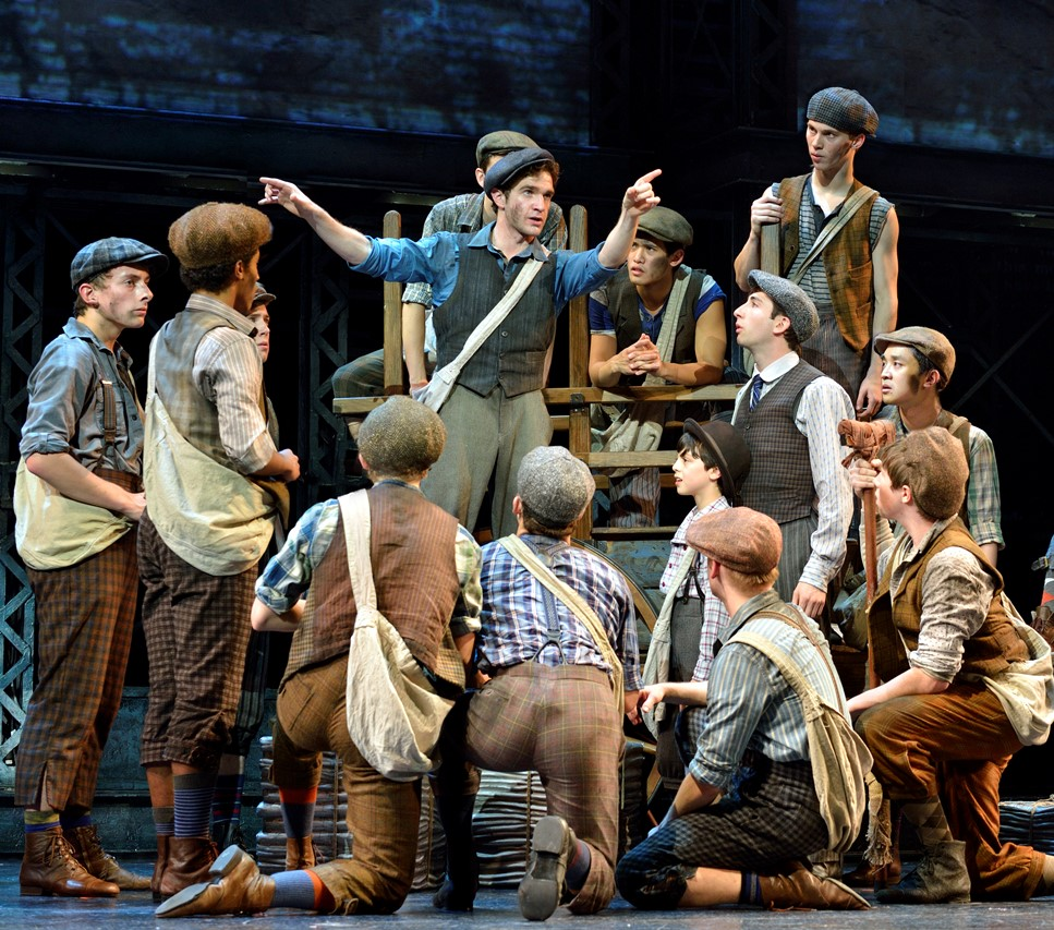 Disney Newsies Arsht Center
