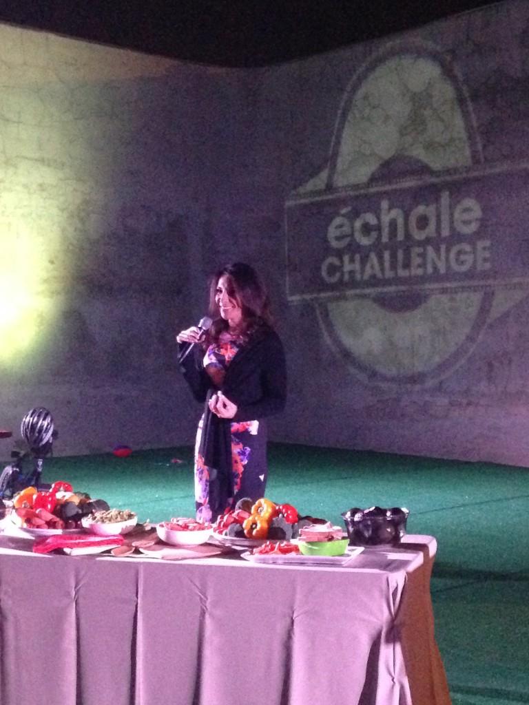 Echale Challenge Maggie Jimenez