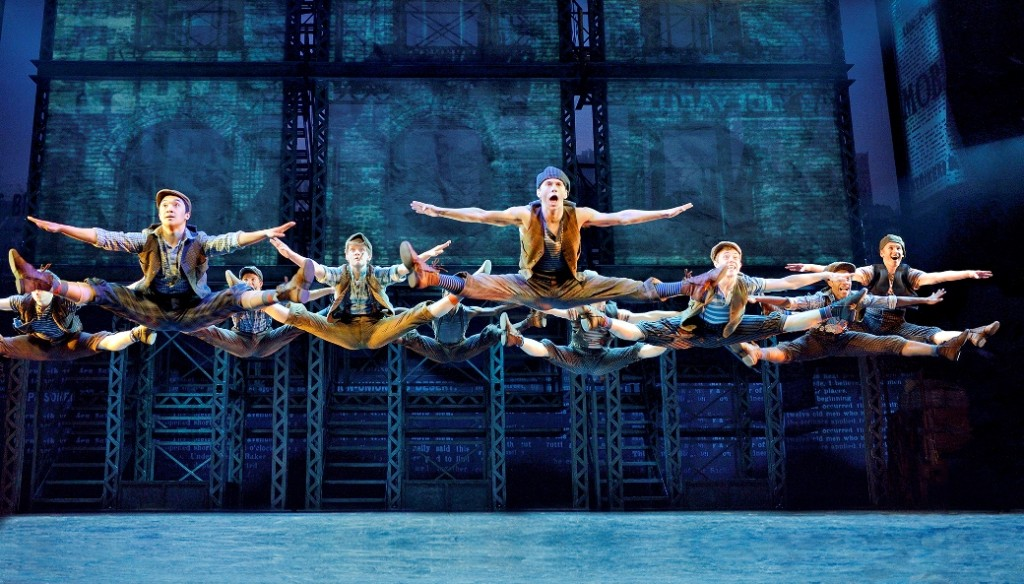 Disney Newsies Tap Dance Musical Broadway in Miami