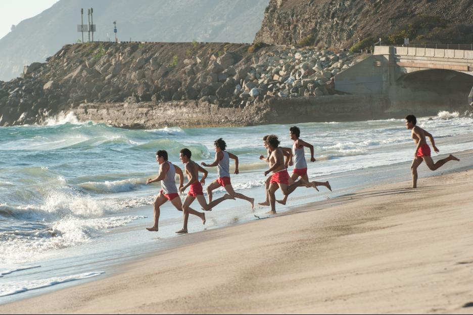 Running to the Ocean