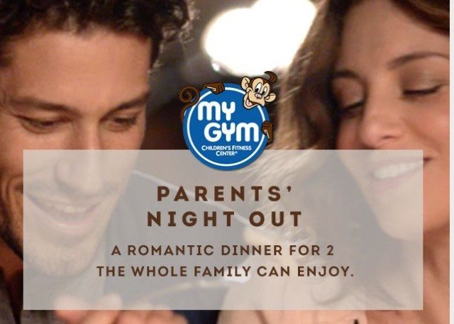 Parents night out Olive Garden