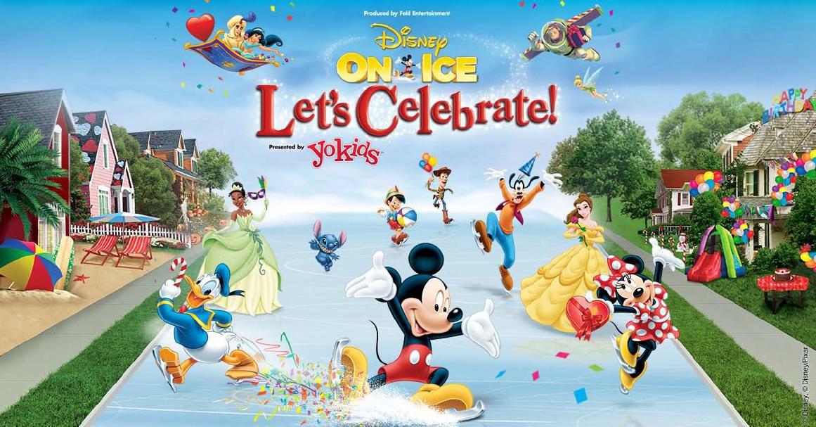 Disney on Ice Presents Let's Celebrate Trivia Discount Code