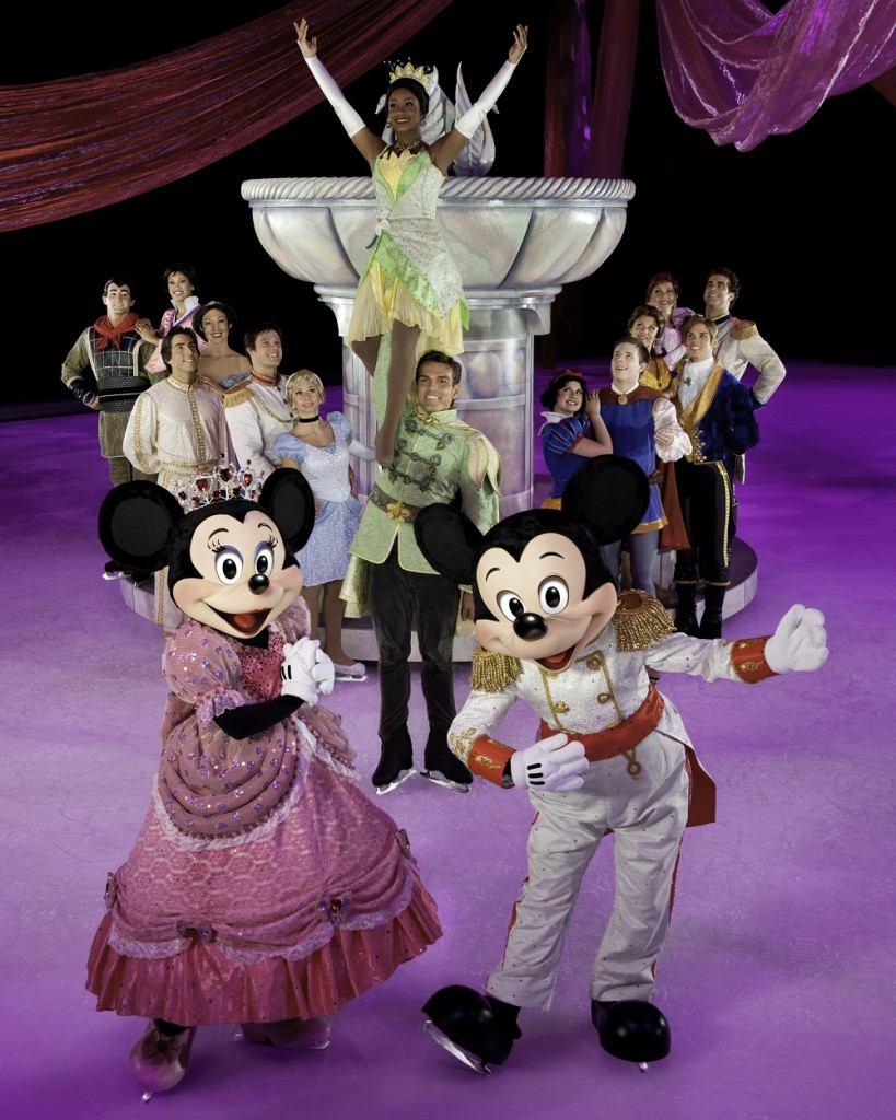 Disney on Ice Lets Celebrate Mickey and Minnie Mouse Princesses