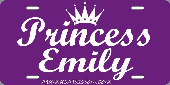 Happy 3rd Birthday Princess Emily