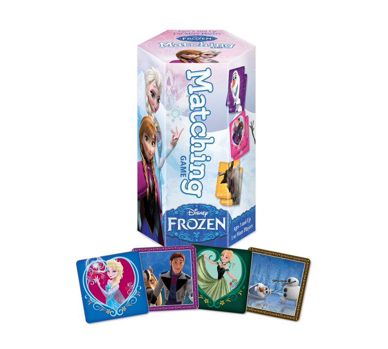 Disney Frozen Matching on the go game