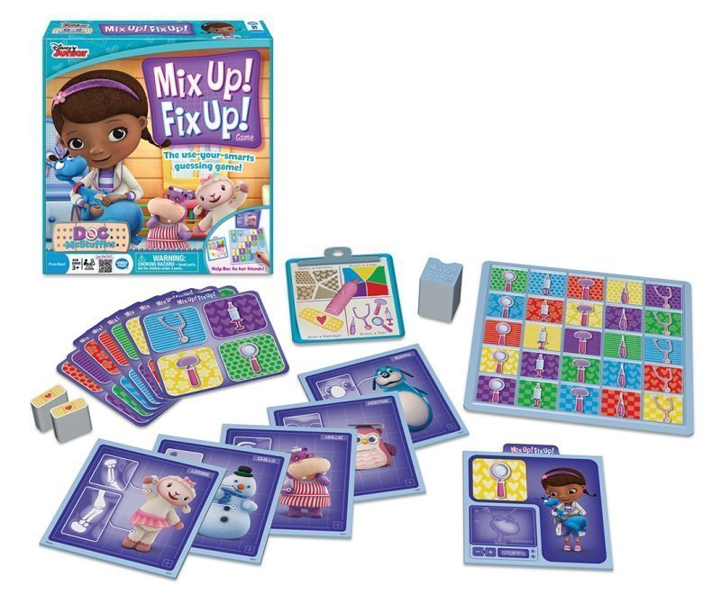 Doc McStuffins Mix Up Fix Up Disney Junior