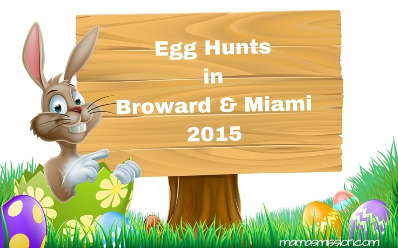 Looking for a fun way to spend Easter weekend? Numerous egg hunts are being held throughout Broward & Miami Dade Counties. Lots of Free events listed.