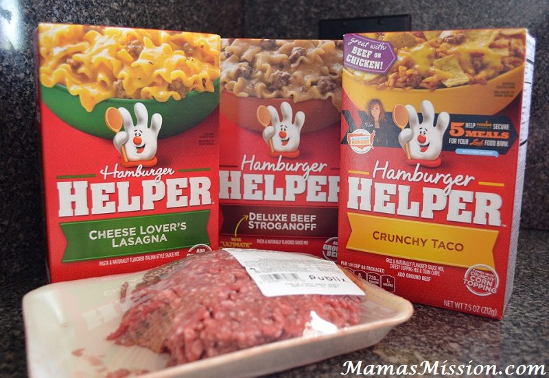 Hamburger Helper Protein Rebate
