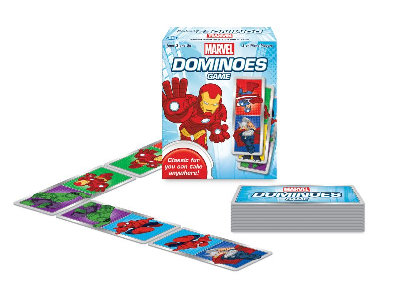 Marvel Dominoes Game