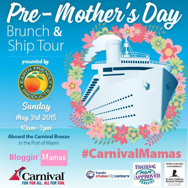 Bloggin Mamas Carnival Cruise