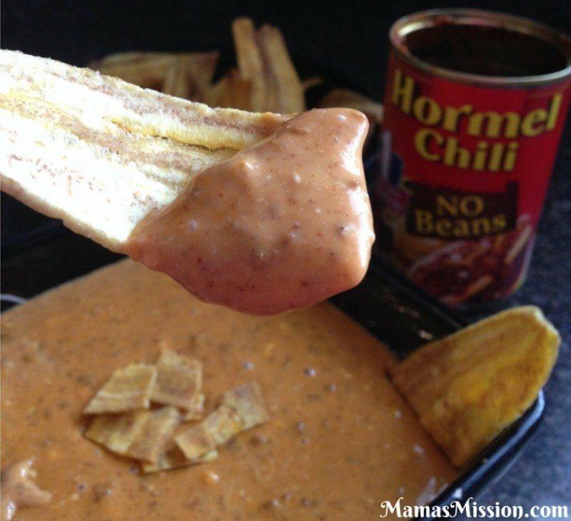 Cheesy Chili Dip Hormel Chili Nation 2