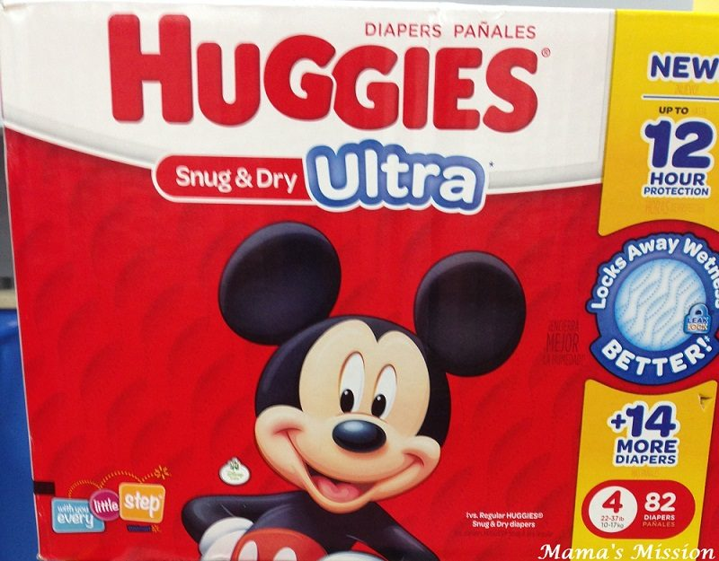 Huggies Ultra Hug Snug and Dry Selfie Contest