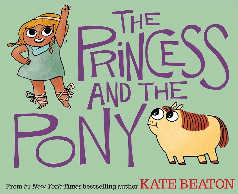 The Princess and the Pony Kate Beaton