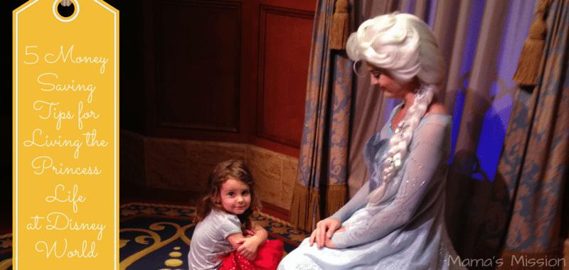 5 Money Saving Tips for Living the Princess Life at Disney World 2