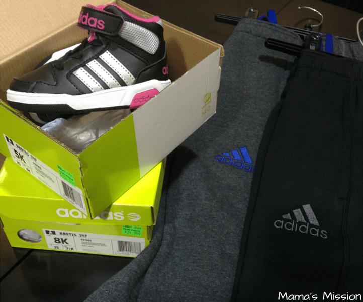 SMM Adidas