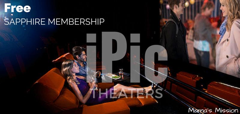 ipic movie theater membership nmb fl